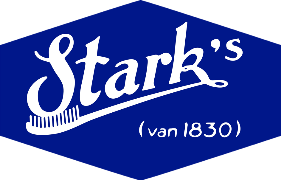 Stark's logo wit